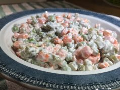 veganska francuska salata