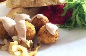 recept za falafel