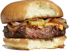 veganski hamburger