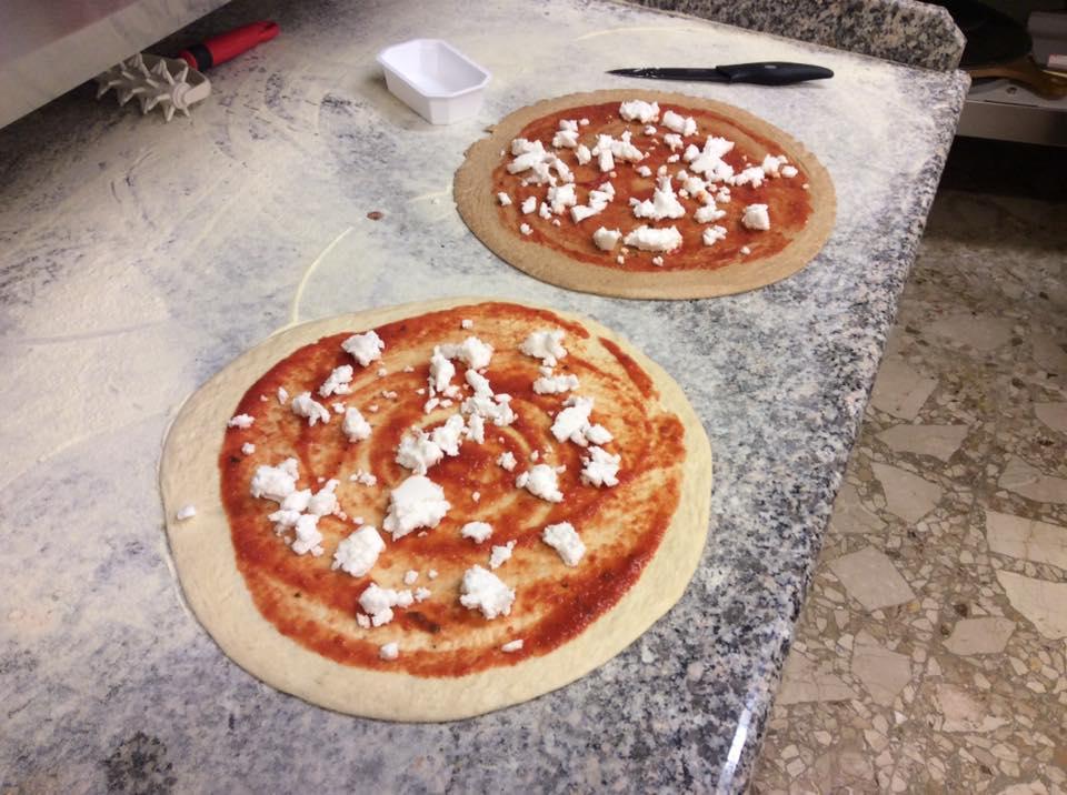 Formais u akciji u jednoj talijanskoj pizzeriji